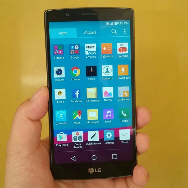 "Used LG G4 Smartphone 32 GB ""Made in Korea"" Only Mobile, Price Fixed. in Dubai, UAE"