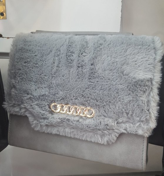 Used Trendy purse on 1 day sale with wallet in Dubai, UAE