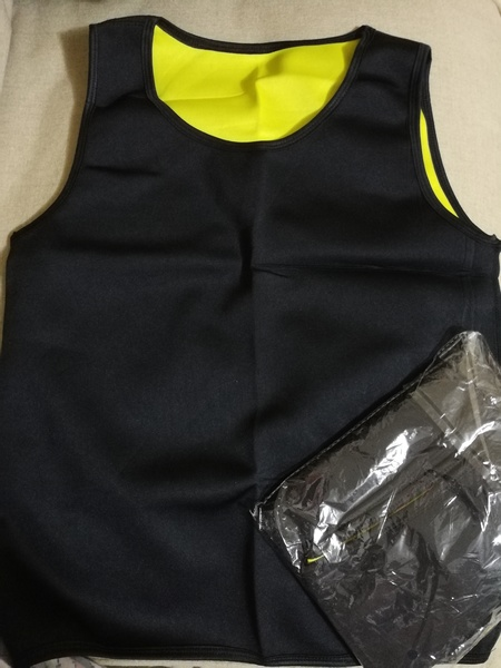 Used Buy 1 get1 free hot shaping vest for him in Dubai, UAE