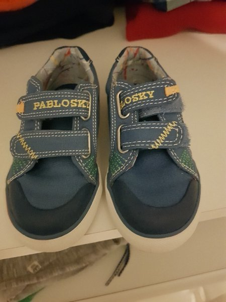 Used Pablosky size24 in Dubai, UAE
