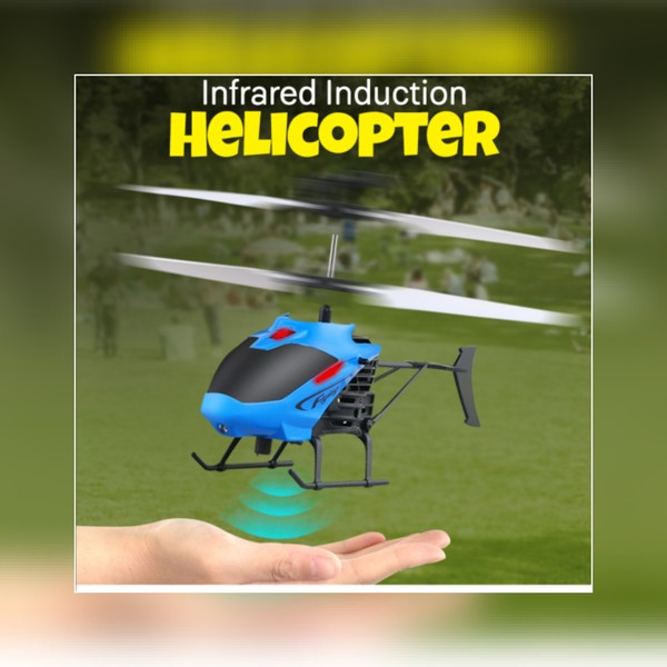 Used Brand new infrared helicopter with remot in Dubai, UAE