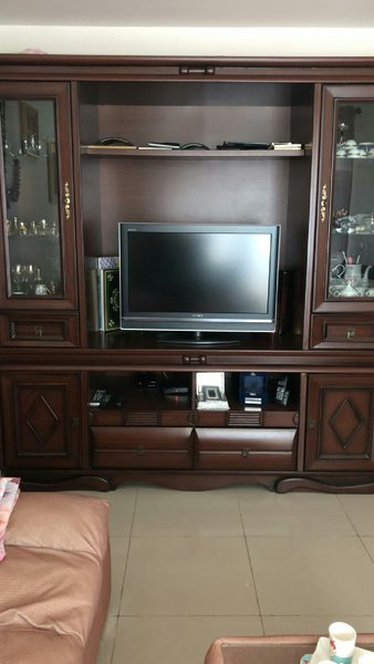 Used Massive Television Table for sale in Dubai, UAE