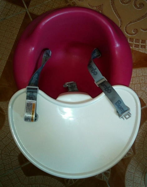 Used Bumboo Sitting Chair Table For Baby in Dubai, UAE