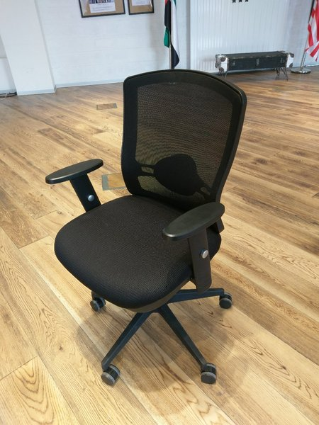 Used 2 Office chairs in Dubai, UAE