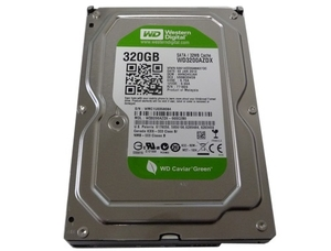 Used 320gb disk space  in Dubai, UAE