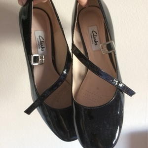 Used Vintage Clarks mary jane shoes size 37 in Dubai, UAE