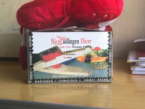 Used New Genius Nicer solingen Dicer,chops👇 in Dubai, UAE