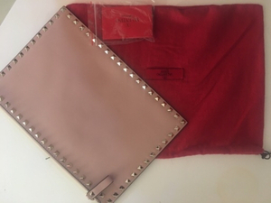 Used Valentino Flat clutch  in Dubai, UAE