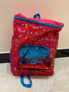 Used Sketchers Pink Unicorn Backpack in Dubai, UAE