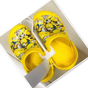 Used Kids Clogs size 30 / Yellow ♥️ in Dubai, UAE