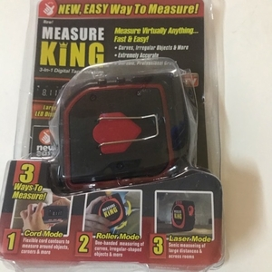 Used 3 in 1 smart tape measure (new) in Dubai, UAE
