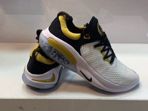 Used Nike Joy Ride white/black/gold size 42 in Dubai, UAE