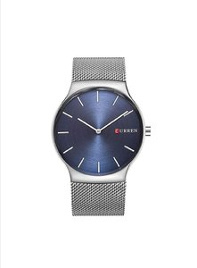 Used Curren men's watch simple alloy in Dubai, UAE