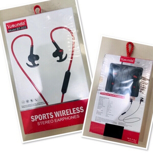 Used Sports Wireless Stereo Earphones ♥️ in Dubai, UAE