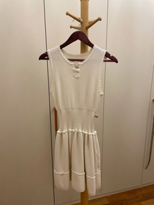 Used Chanel style knitted heavy dress in Dubai, UAE