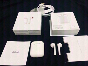 Used Airpods gen2 by Jennmart in Dubai, UAE