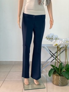 Used Formal navy pants size IT 44 in Dubai, UAE