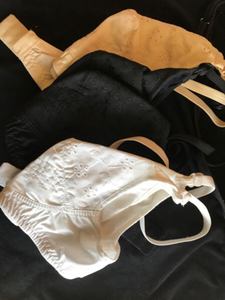 Used 3 bras 90 cm + 1 extra  in Dubai, UAE