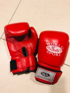 Used Boxing gloves, 12oz in Dubai, UAE