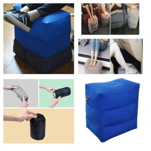 Used Inflatable Travel Portable air pillow  in Dubai, UAE