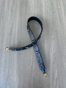 Used Leather handbag strap (never used) in Dubai, UAE