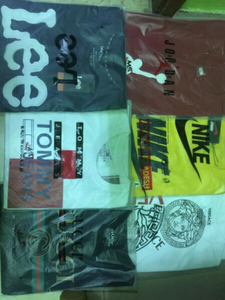 Used 6 pcs Mix shirt Medium Ramadan Sales in Dubai, UAE