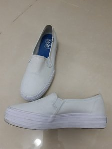 Used White Platform Shoes - Keds in Dubai, UAE