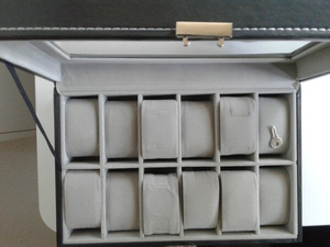 Used Watch storage box in Dubai, UAE