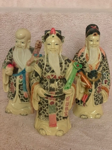 Used Chinese Wise mans Ivory set of 3 in Dubai, UAE