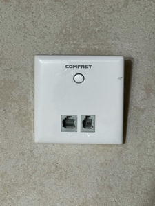 Used COMFAST POE in Wall Dual Band WiFi AP in Dubai, UAE