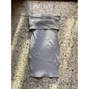 Used Bodycon gray dress in Dubai, UAE