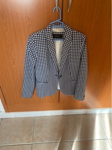 Used Zara-blue jacket  in Dubai, UAE
