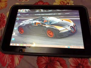 Used HP TABLET + LAPTOP  in Dubai, UAE