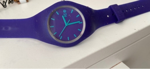 Used Ice watch purple strap  in Dubai, UAE