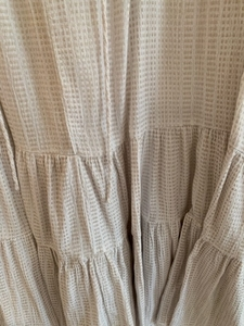Used H&M Beige Flowing Dress - Sz Xs in Dubai, UAE