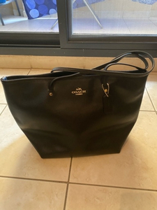 Used Coach Tote bag  in Dubai, UAE
