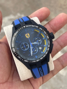 Used Ferrari Chronograph Watch in Dubai, UAE