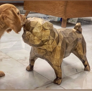 Used Dog statue  in Dubai, UAE
