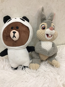 Used Squirrel bear soft toys in Dubai, UAE