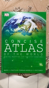 Used World Atlas. in Dubai, UAE