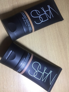 Used NARS PURE RADIANT TINTED MOISTURIZER in Dubai, UAE
