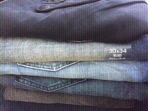 Used 5 NEW ORIGINAL DESIGNER JEANS (WOMEN) in Dubai, UAE