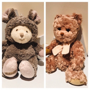 Used Teddy bear Florence & sweet Ziggy mouse in Dubai, UAE