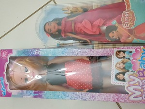 Used Brand dolls for your sweeties! in Dubai, UAE