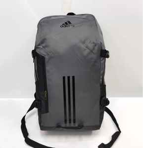 Used New Adidas backpack big size grey color in Dubai, UAE