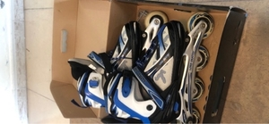 Used Skates/Roller blades  in Dubai, UAE