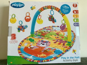 Used Baby play mat, activity gym in Dubai, UAE