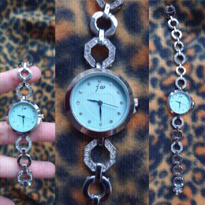 Used authentic JW watch (new without box) in Dubai, UAE