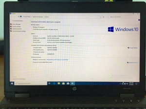 Used i5 HP Laptop in Dubai, UAE