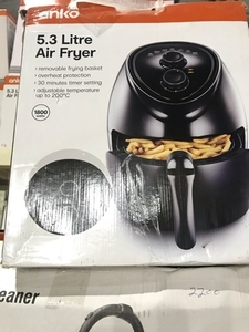 Used Air fryer 5.3litre brand Anko in Dubai, UAE